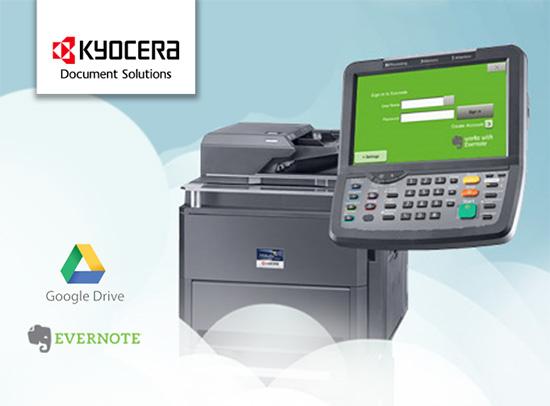 Stampare diventa più leggero … come l'aria: Airprint di Kyocera!!!!