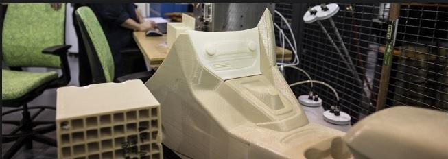La stampa 3D nel settore auto: Ford abbraccia Stratasys…